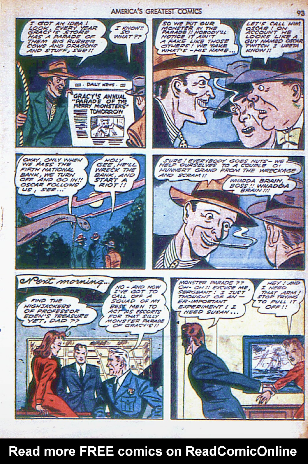 Americas Greatest Comics issue 6 - Page 94