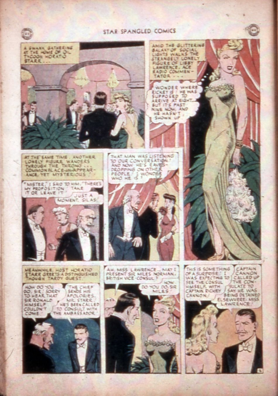 Star Spangled Comics (1941) issue 43 - Page 41