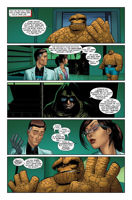 Read online Fantastic Four: Season One comic -  Issue # TPB - 74