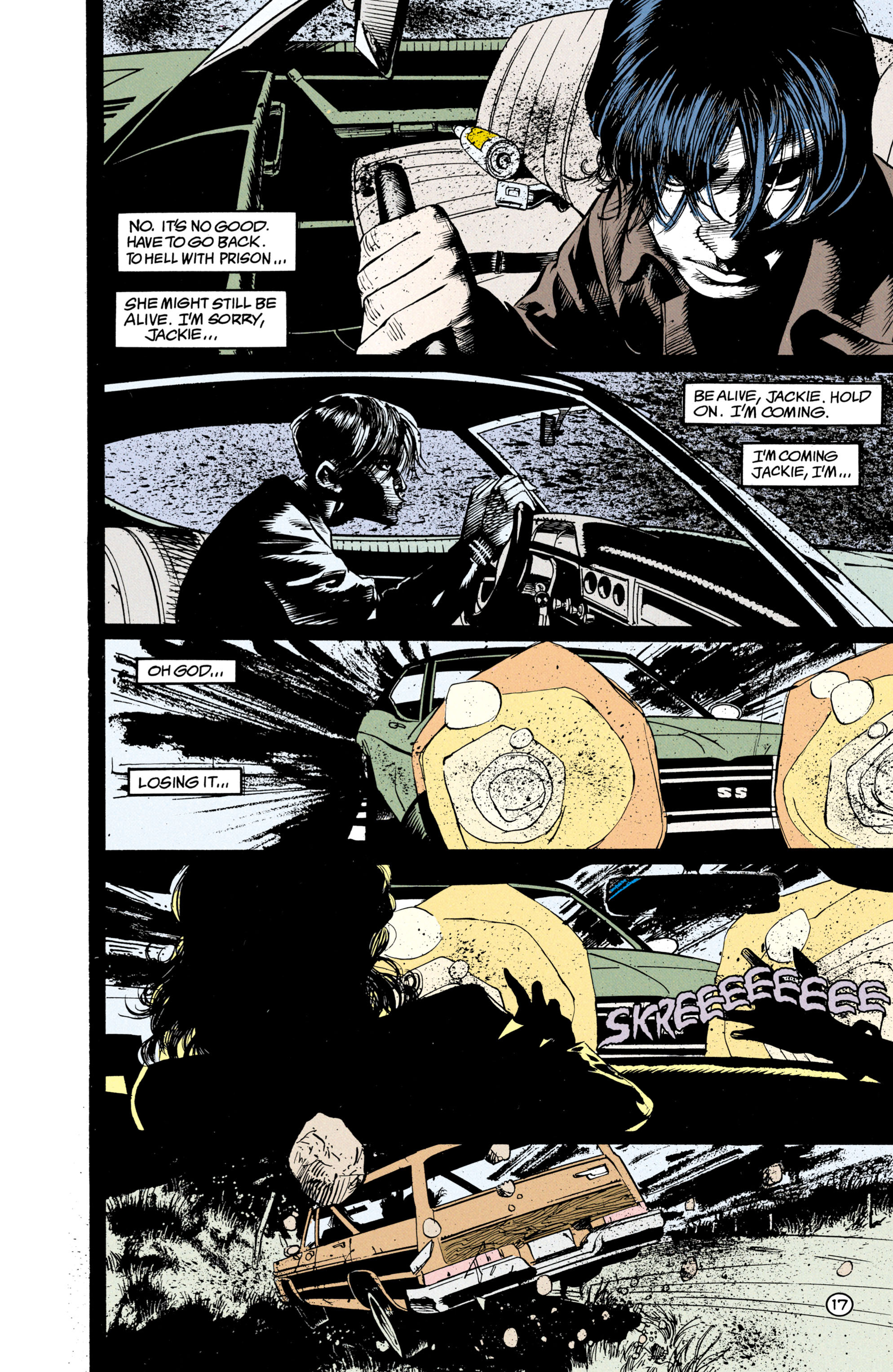 Read online Shade, the Changing Man comic -  Issue #23 - 18
