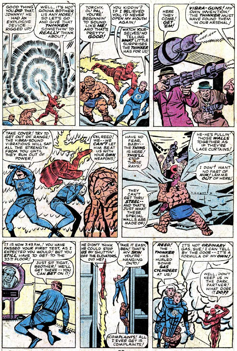 Giant-Size Fantastic Four issue 5 - Page 61