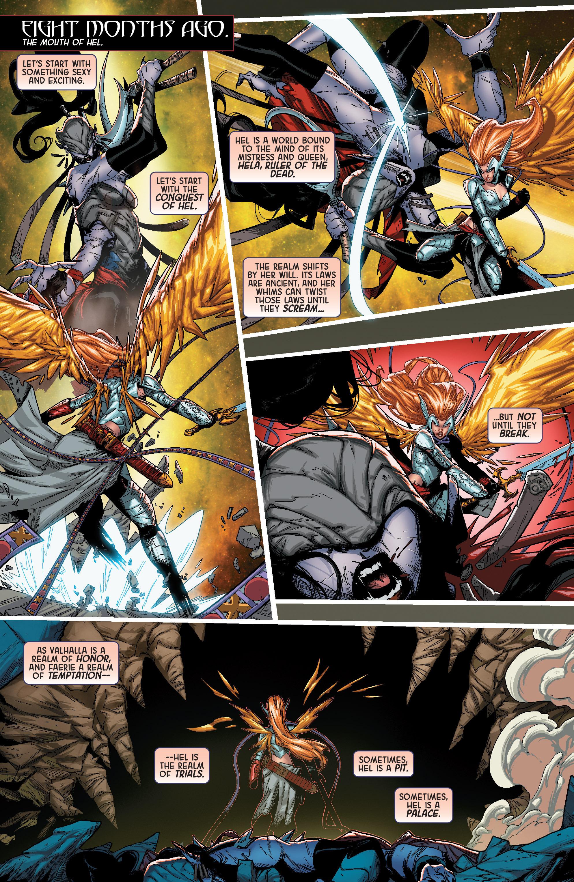 Read online Angela: Queen Of Hel comic -  Issue #1 - 4
