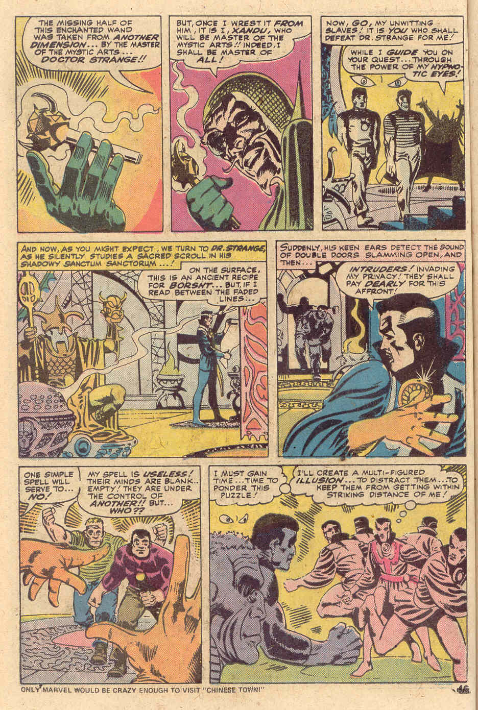 Giant-Size Spider-Man (1974) issue 4 - Page 37