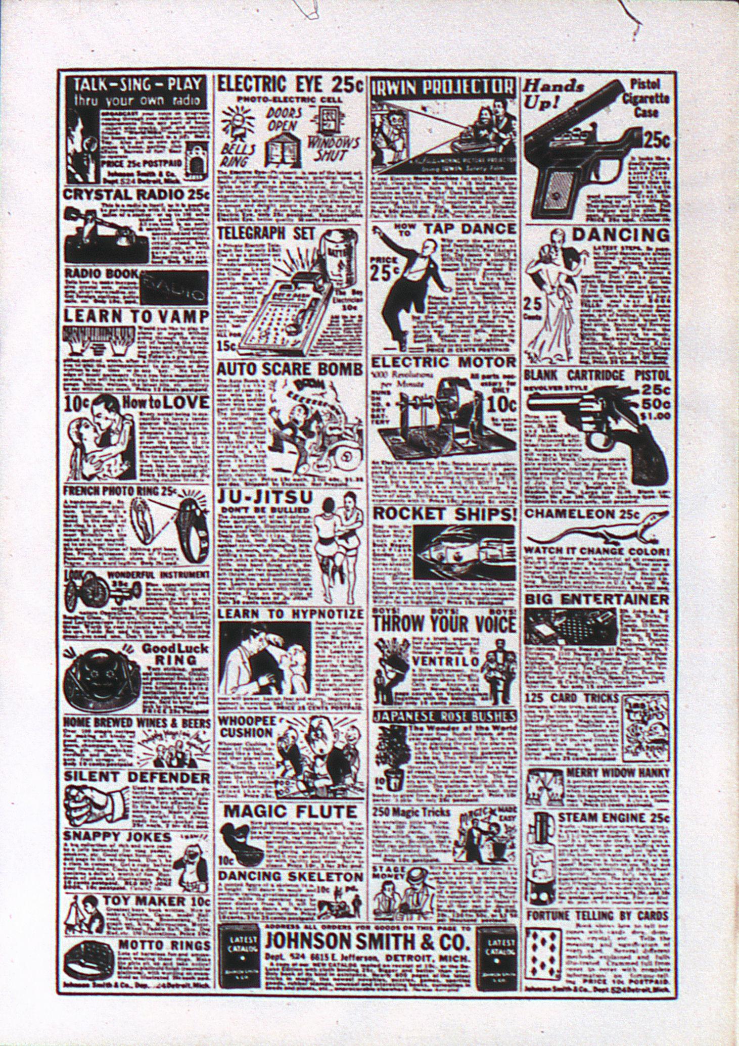 Read online Adventure Comics (1938) comic -  Issue #8 - 3