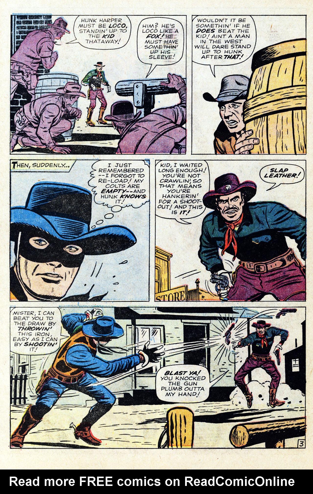 Read online Two-Gun Kid comic -  Issue #64 - 30