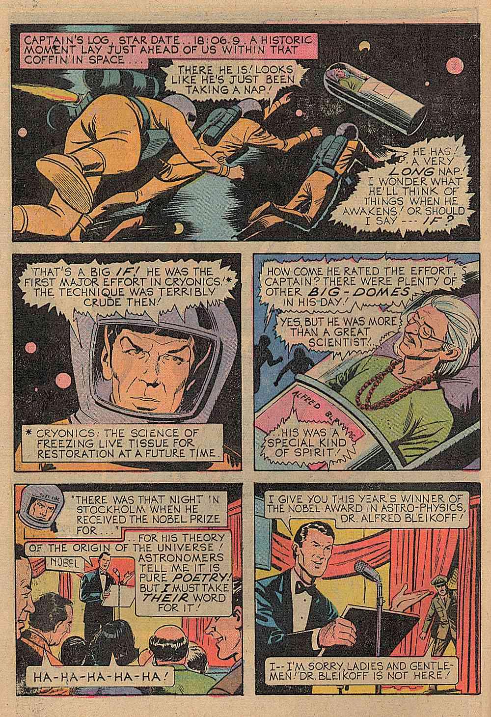 Star Trek (1967) issue 39 - Page 3