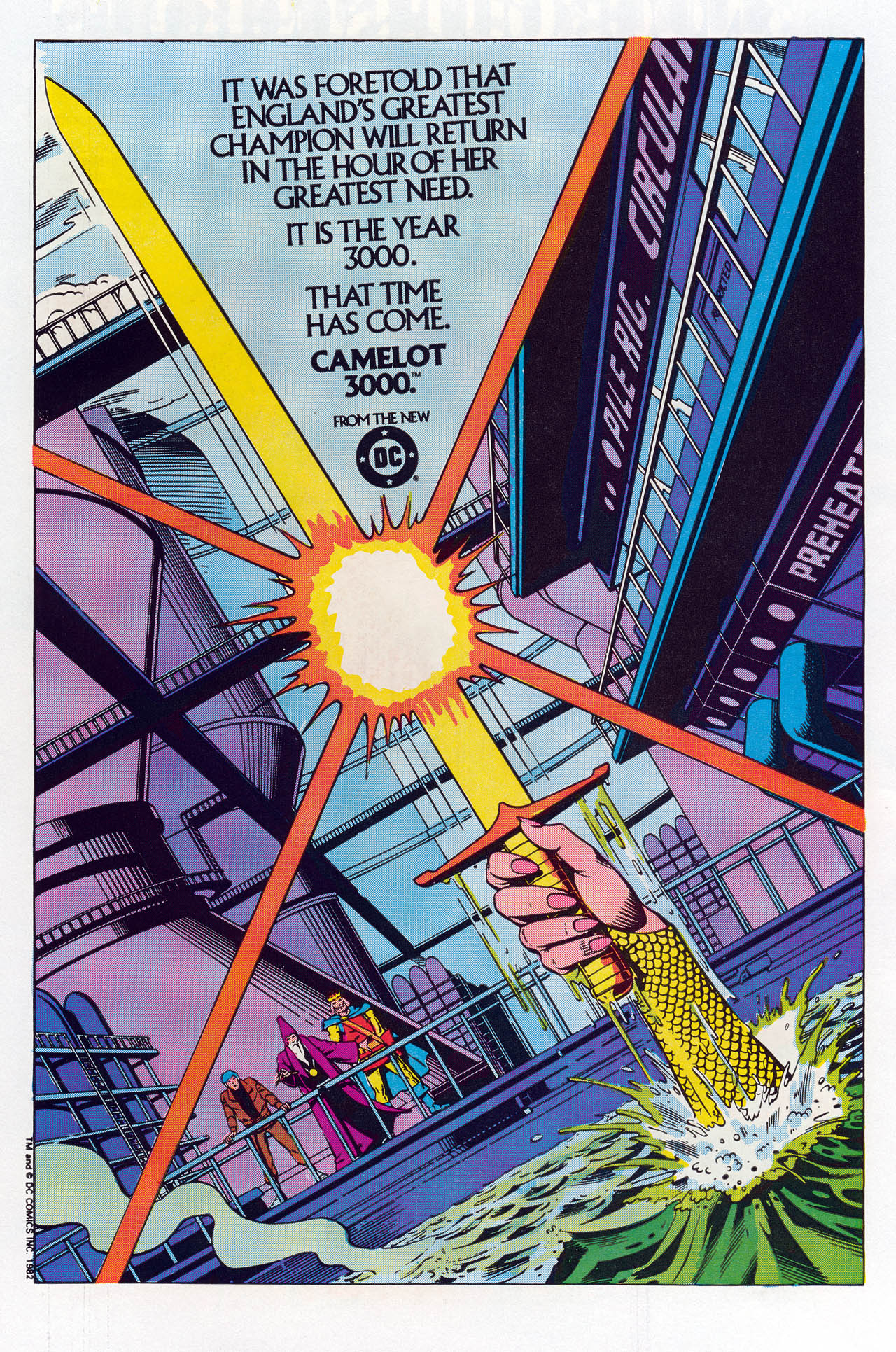 Read online All-Star Squadron comic -  Issue # _Annual 1 - 30