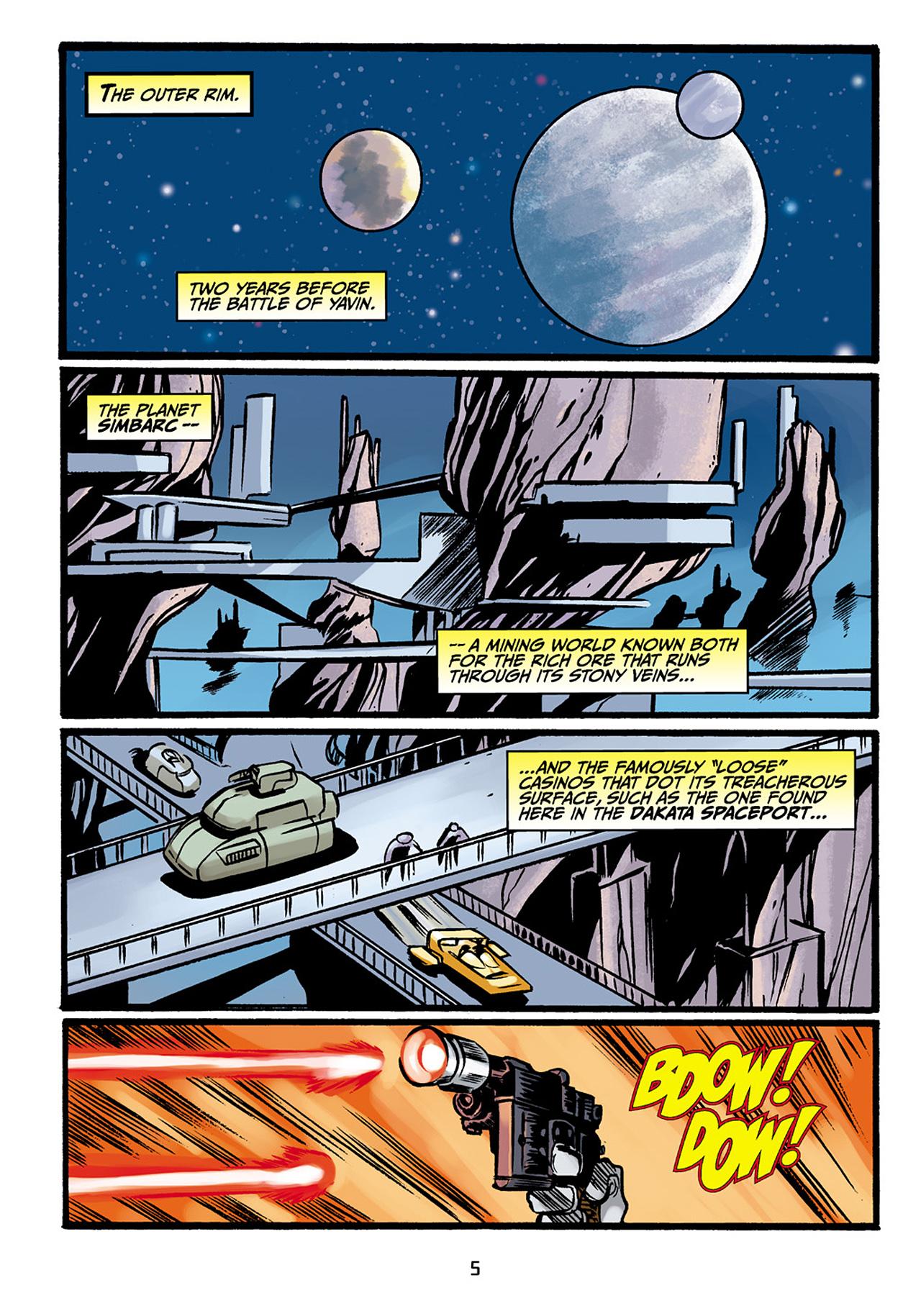 Read online Star Wars Omnibus comic -  Issue # Vol. 33 - 7