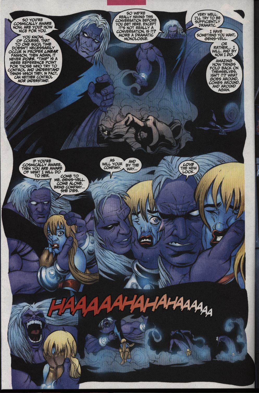 Captain Marvel (1999) Issue #33 #34 - English 19