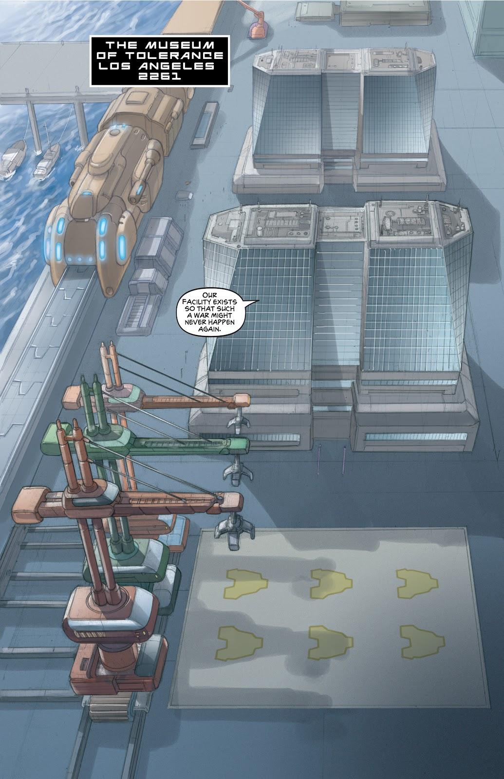 Read online Elephantmen 2261 Season Two: The Pentalion Job comic -  Issue # TPB - 19