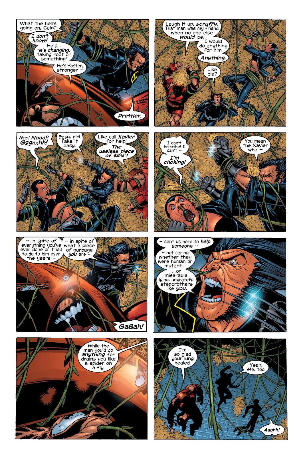 Read online X-Men: Unstoppable comic -  Issue # TPB (Part 1) - 45