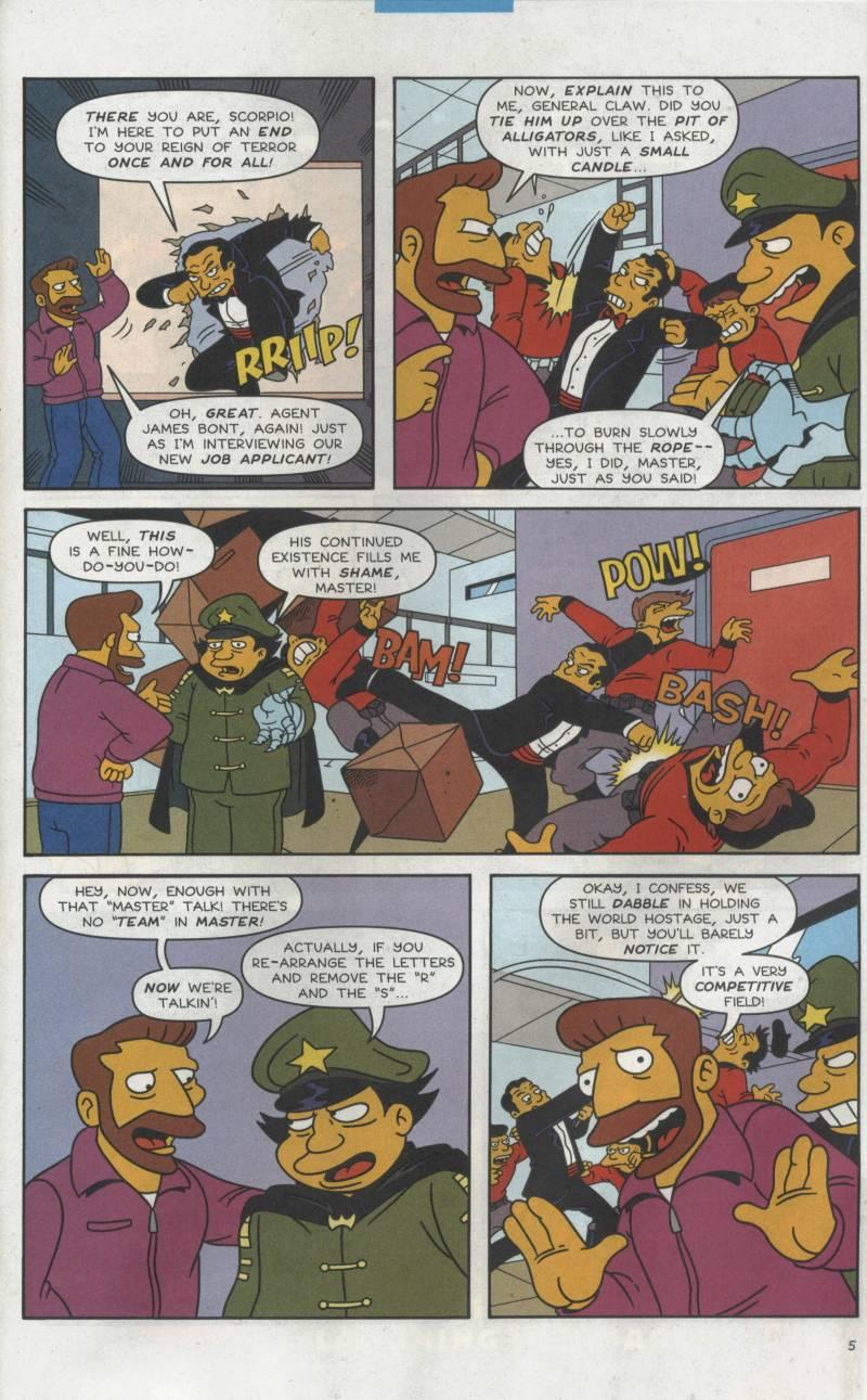 Read online Simpsons Comics comic -  Issue #66 - 32