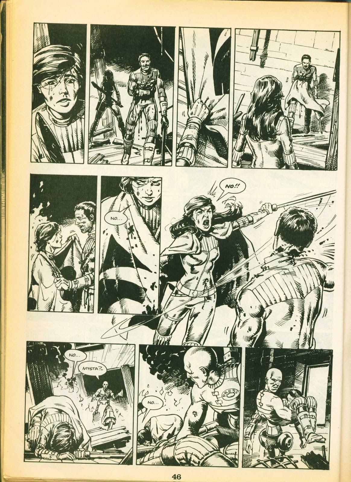 Warrior Issue #11 #12 - English 46