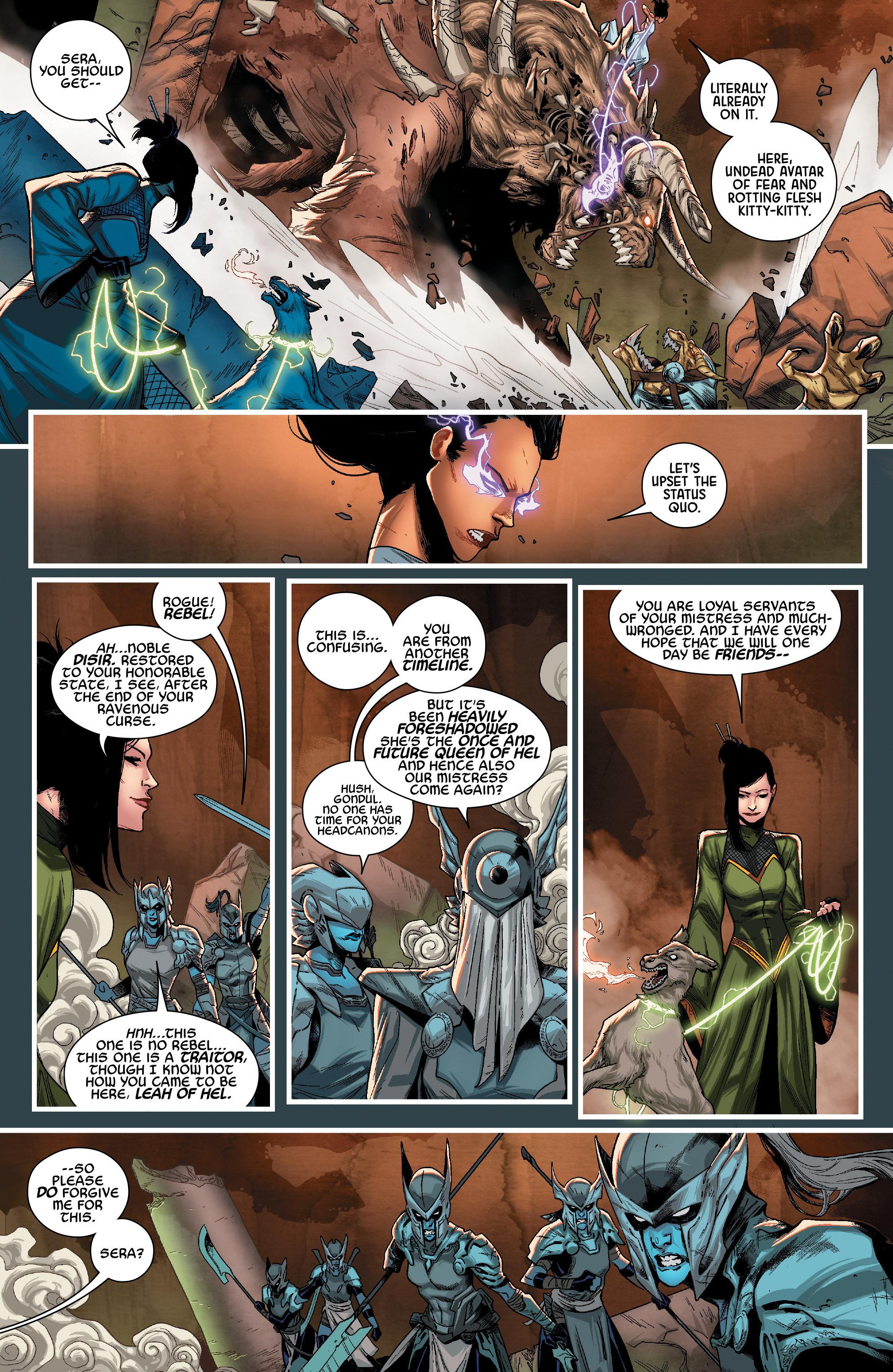 Read online Angela: Queen Of Hel comic -  Issue #5 - 5