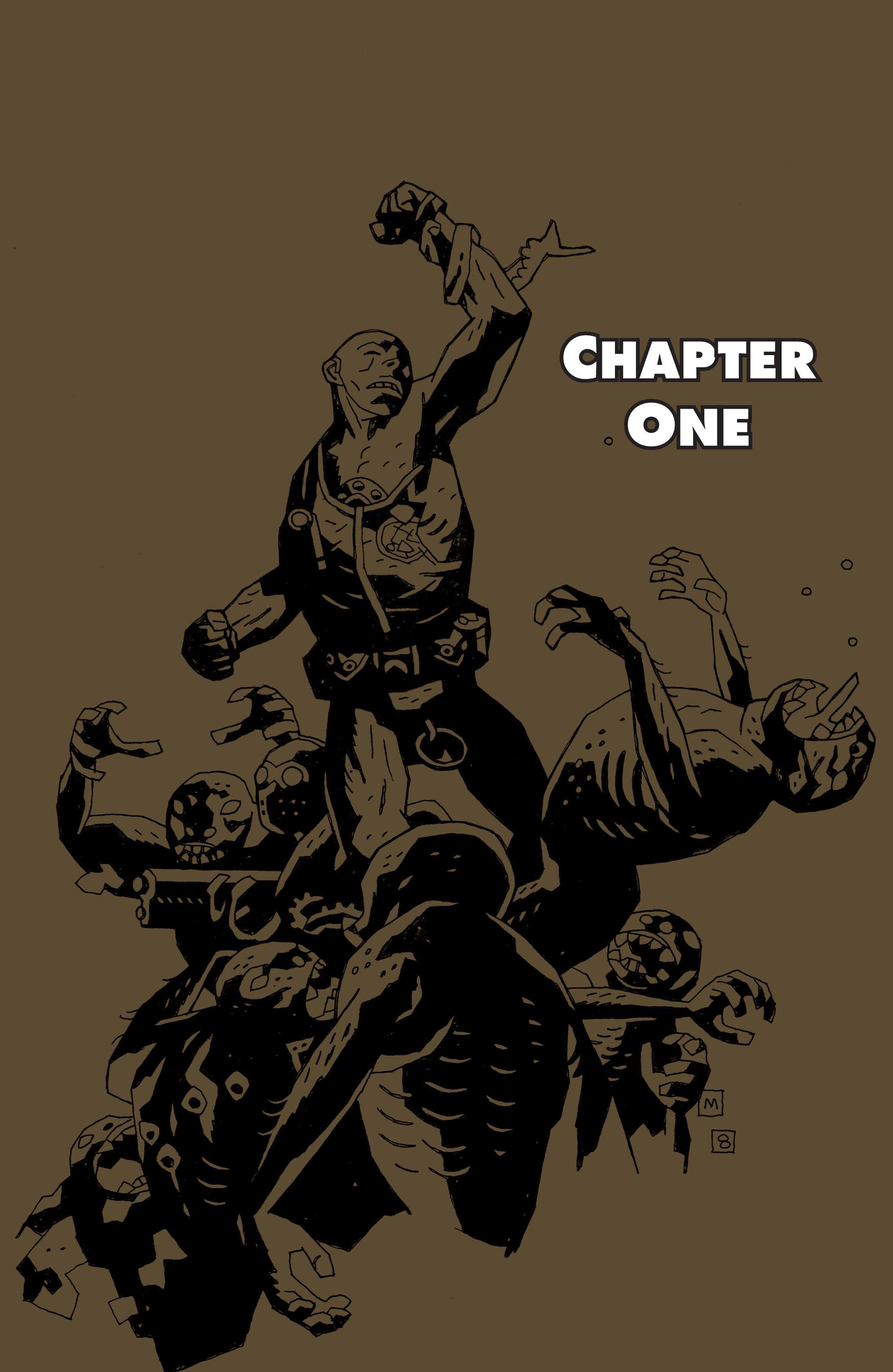 Read online B.P.R.D. (2003) comic -  Issue # TPB 12 - 7