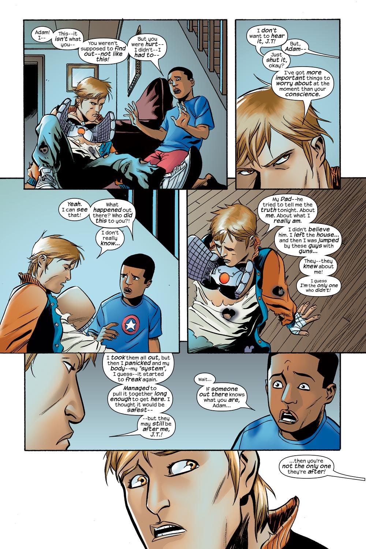 Read online Machine Teen comic -  Issue #3 - 21
