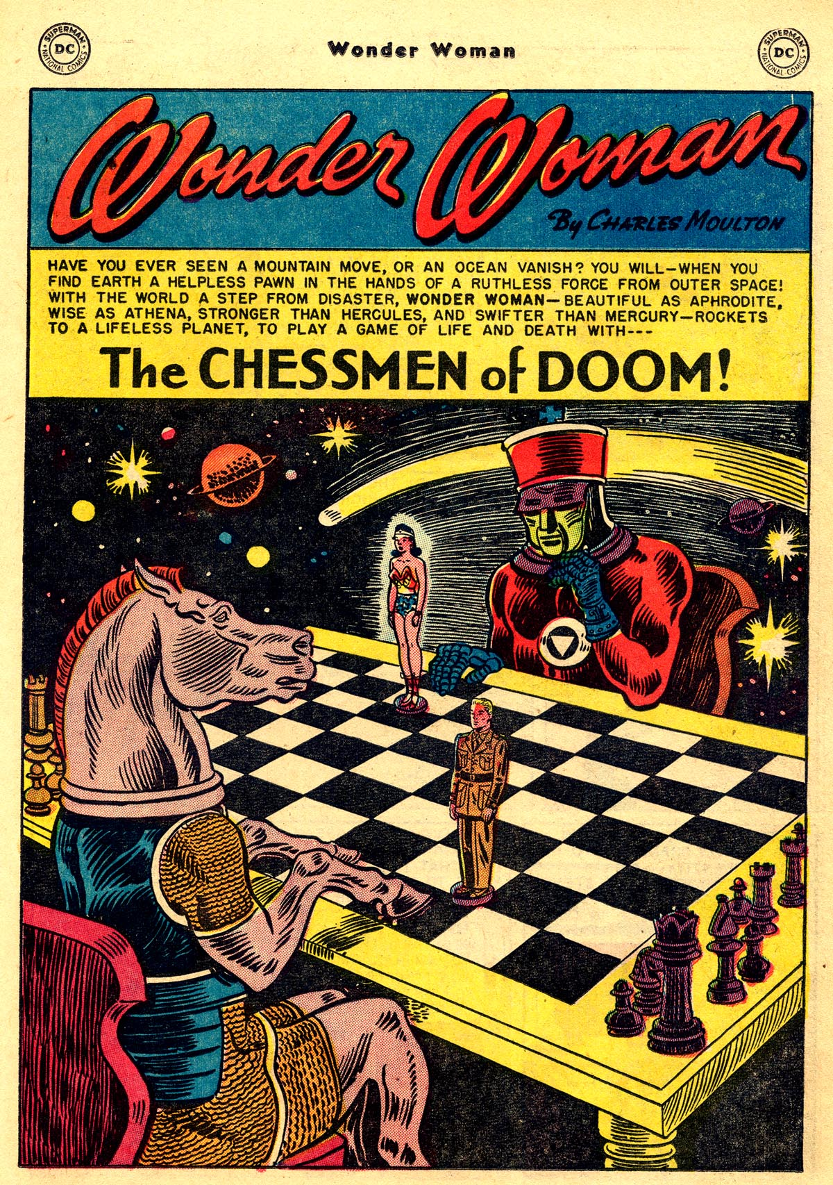 Read online Wonder Woman (1942) comic -  Issue #55 - 15
