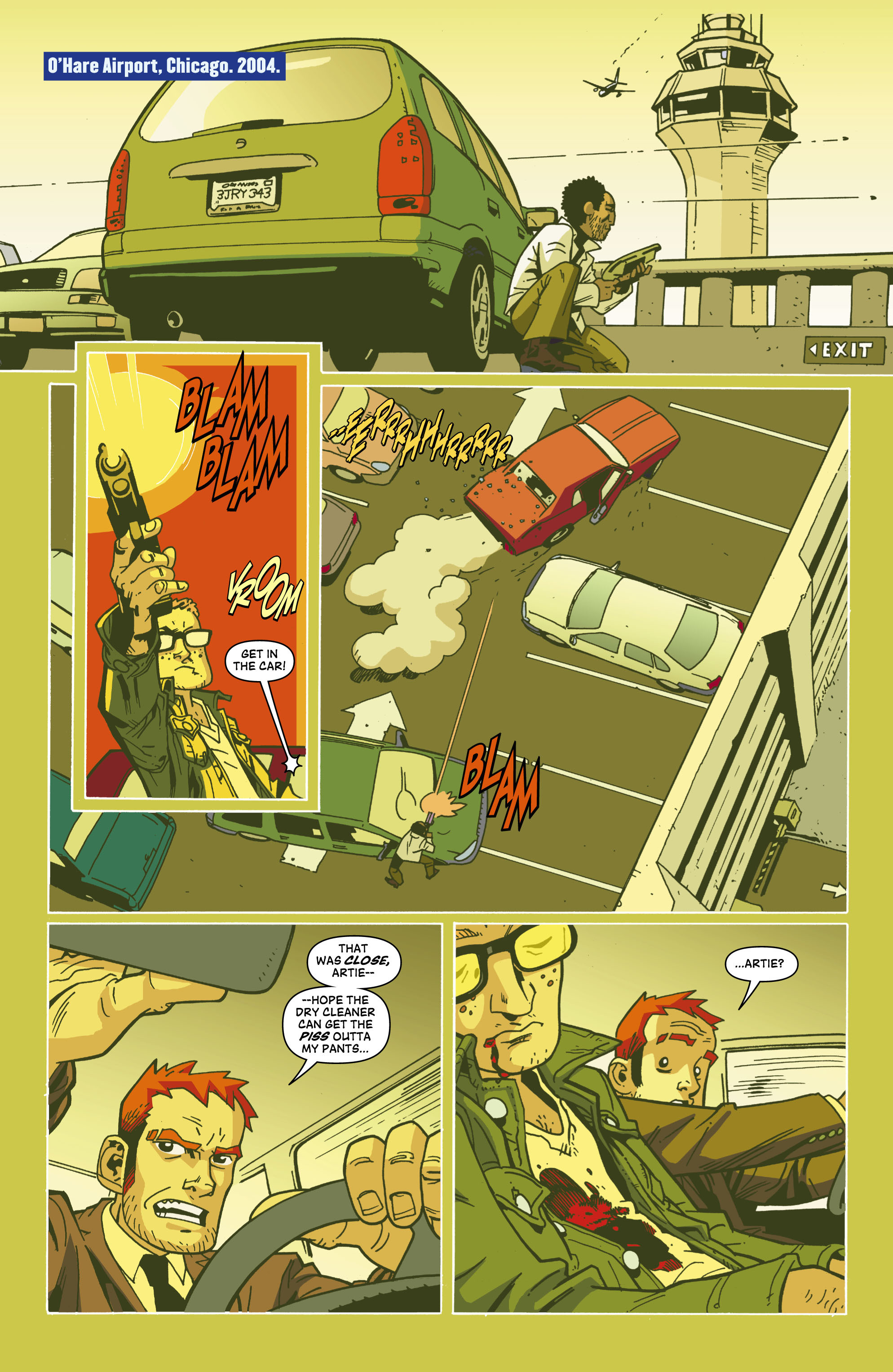 Read online Red Herring comic -  Issue #2 - 10