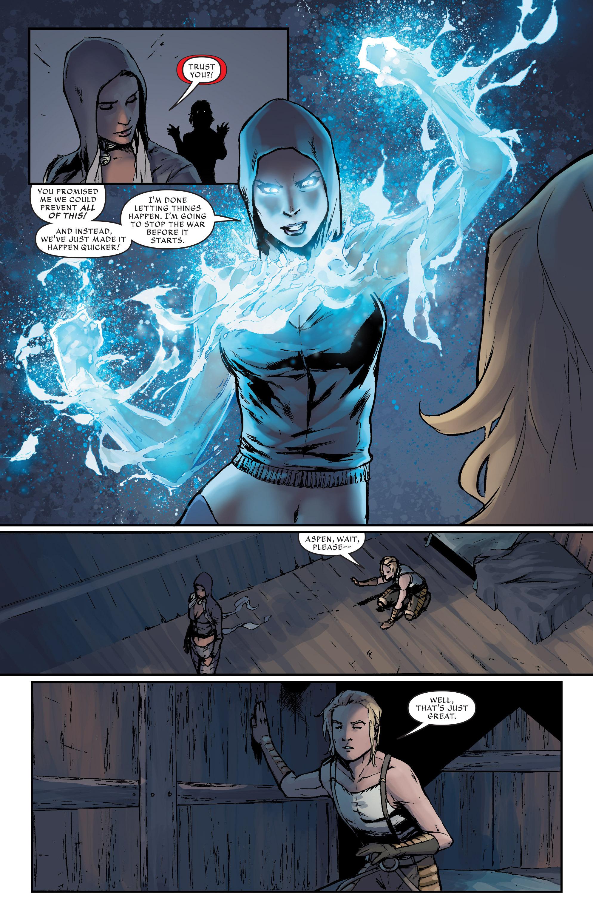 Read online Aspen Universe: Revelations comic -  Issue #4 - 8