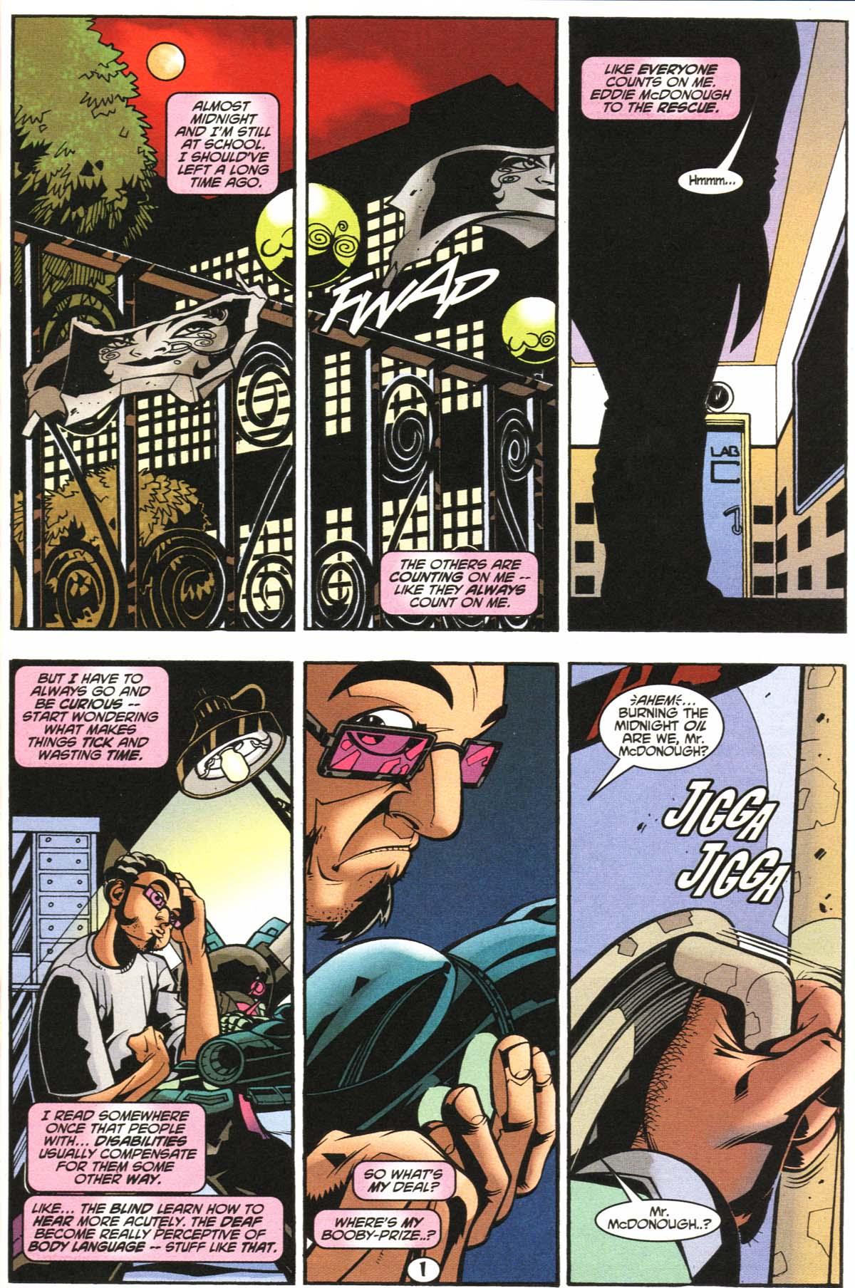 Read online Slingers comic -  Issue #6 - 2