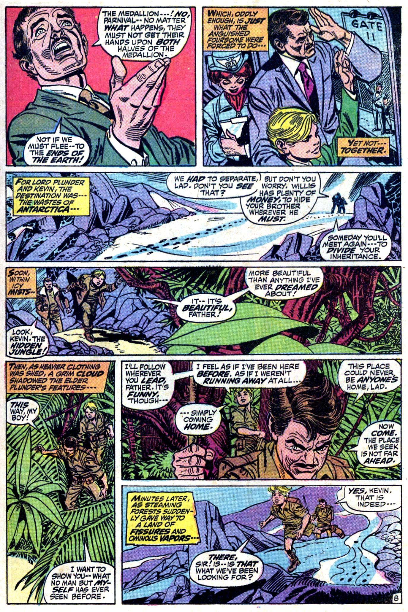Read online Astonishing Tales (1970) comic -  Issue #11 - 9