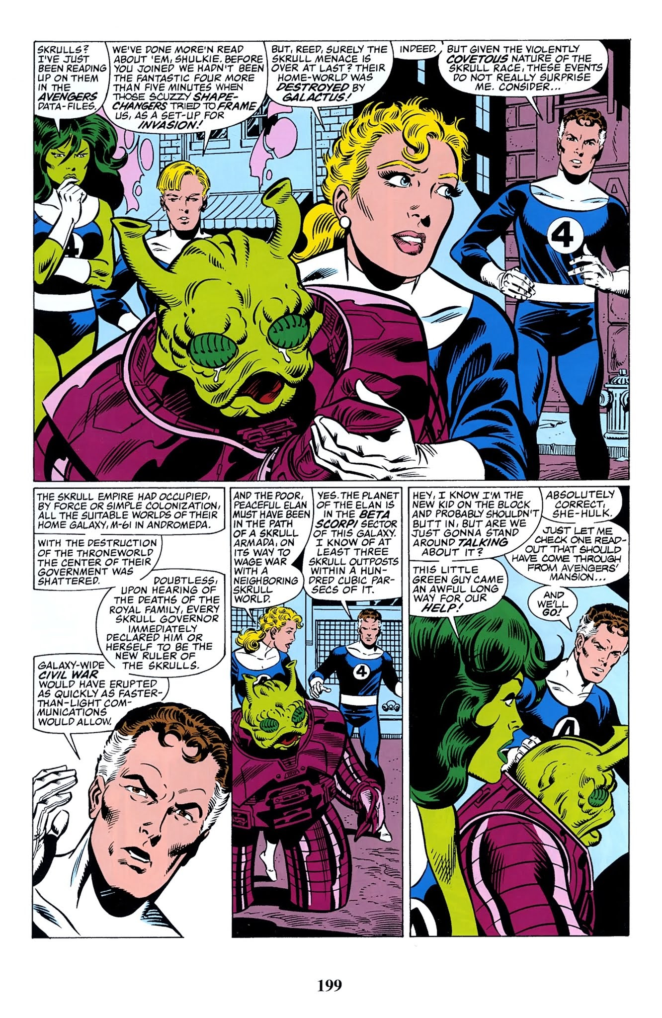 The Avengers (1963) issue _TPB_The_Legacy_of_Thanos_(Part_3) - Page 1