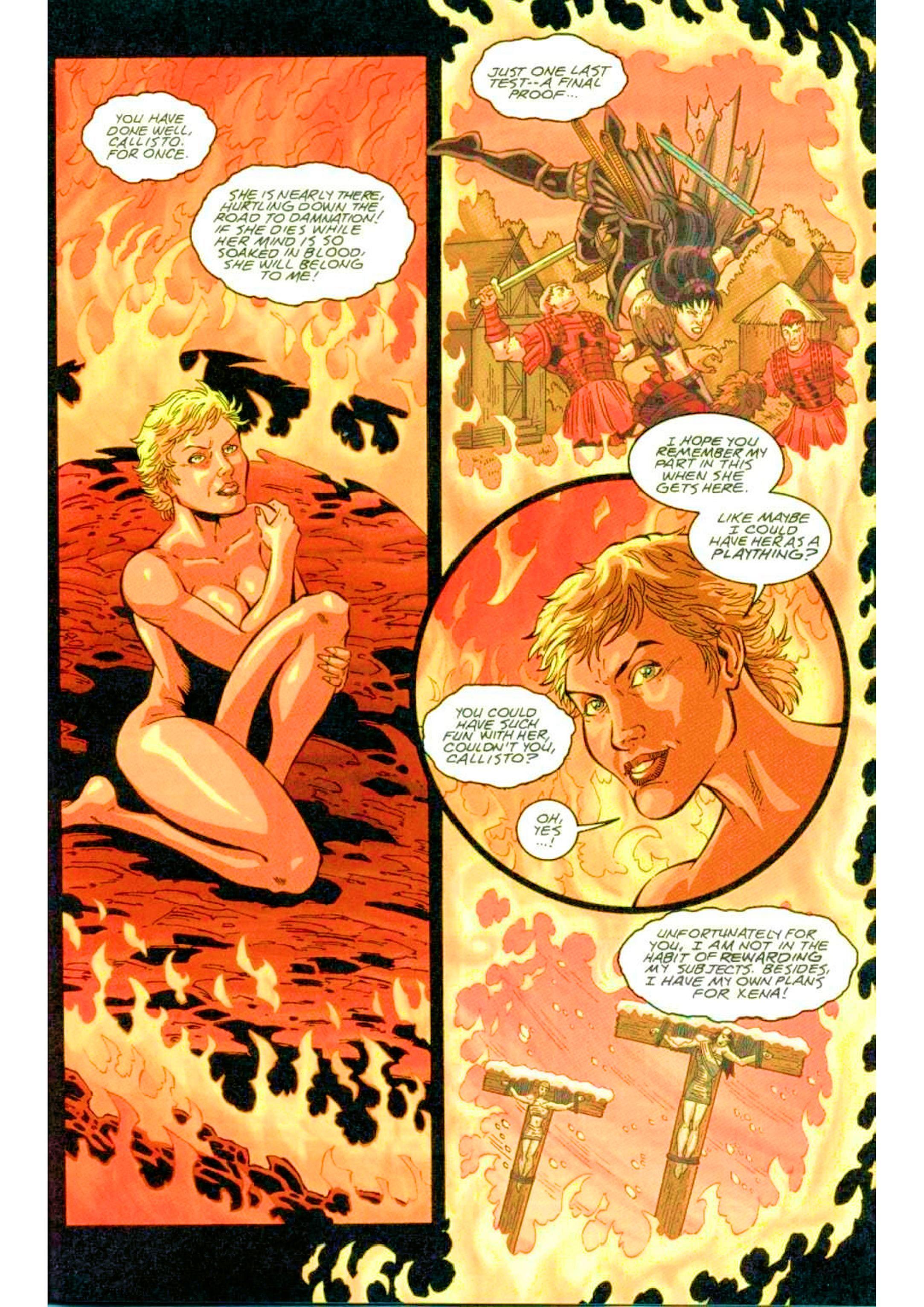 Read online Xena: Warrior Princess (1999) comic -  Issue #2 - 17