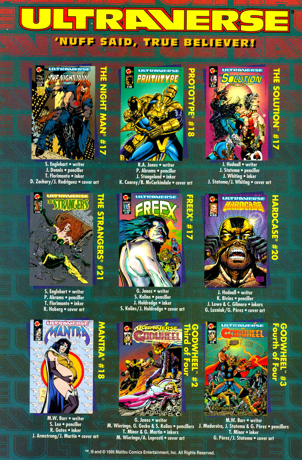 Read online UltraForce (1994) comic -  Issue #5 - 29