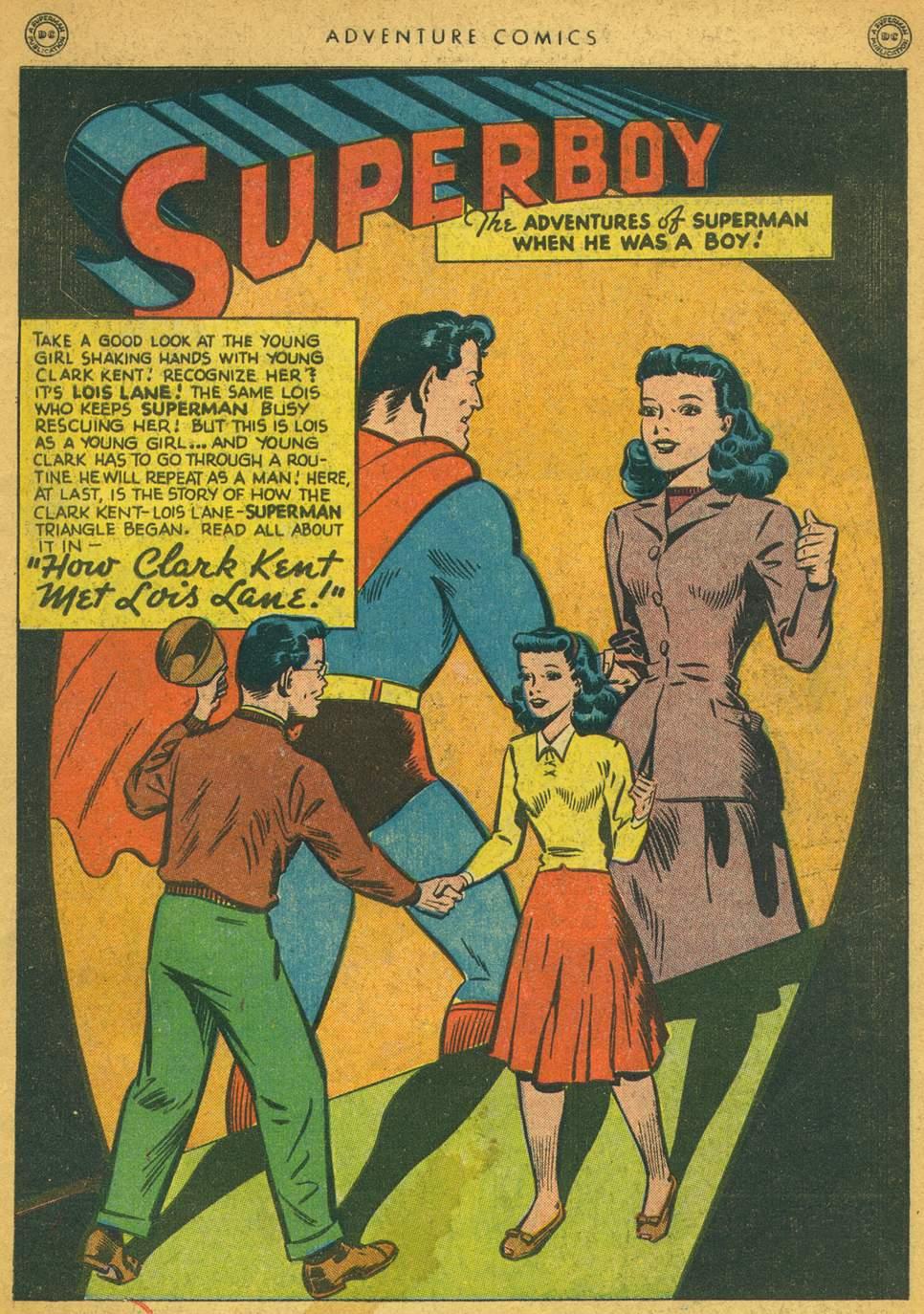 Read online Adventure Comics (1938) comic -  Issue #128 - 2