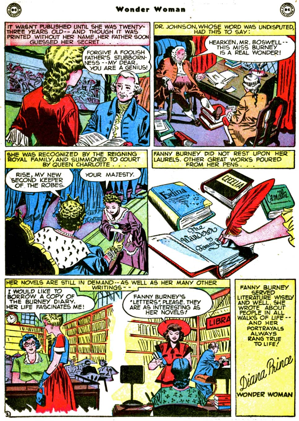 Read online Wonder Woman (1942) comic -  Issue #35 - 32