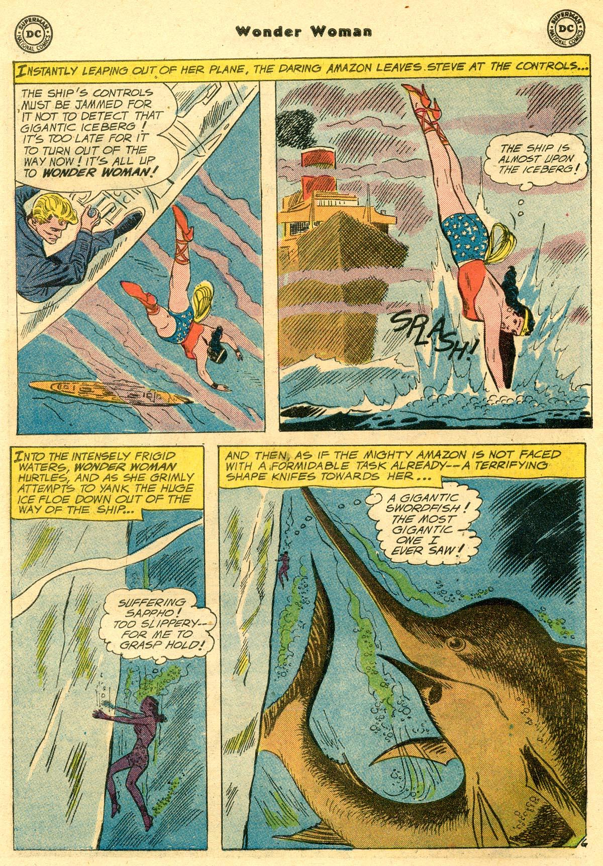 Read online Wonder Woman (1942) comic -  Issue #110 - 8
