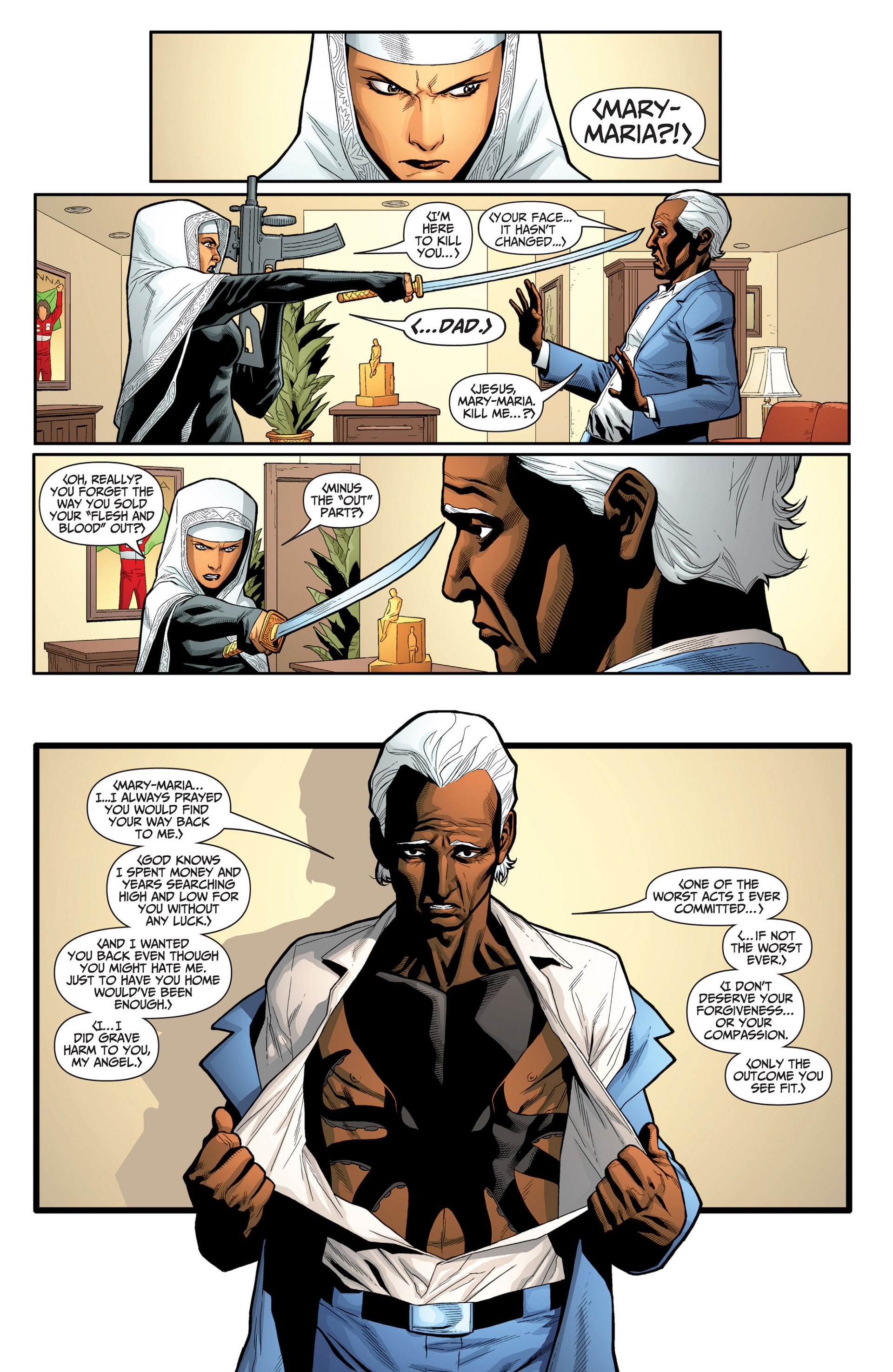 Read online Archer and Armstrong comic -  Issue #24 - 17