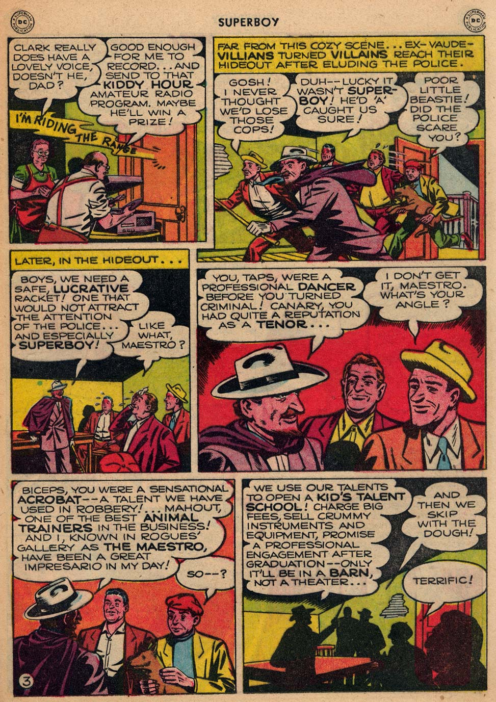 Superboy (1949) issue 3 - Page 30