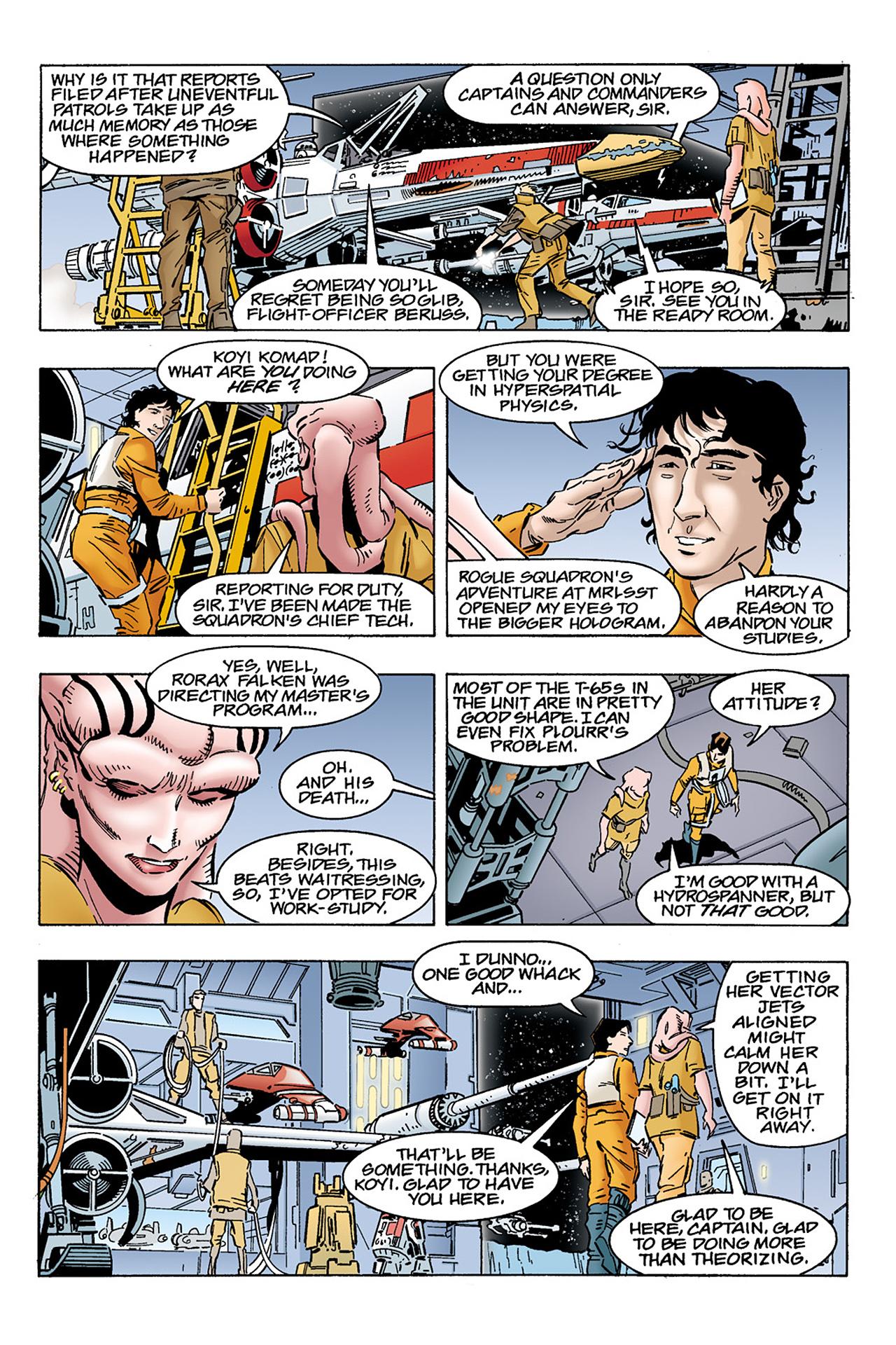 Read online Star Wars Omnibus comic -  Issue # Vol. 3 - 32