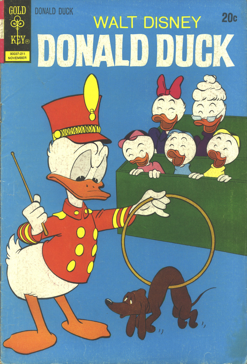 Donald Duck (1962) 146 Page 1
