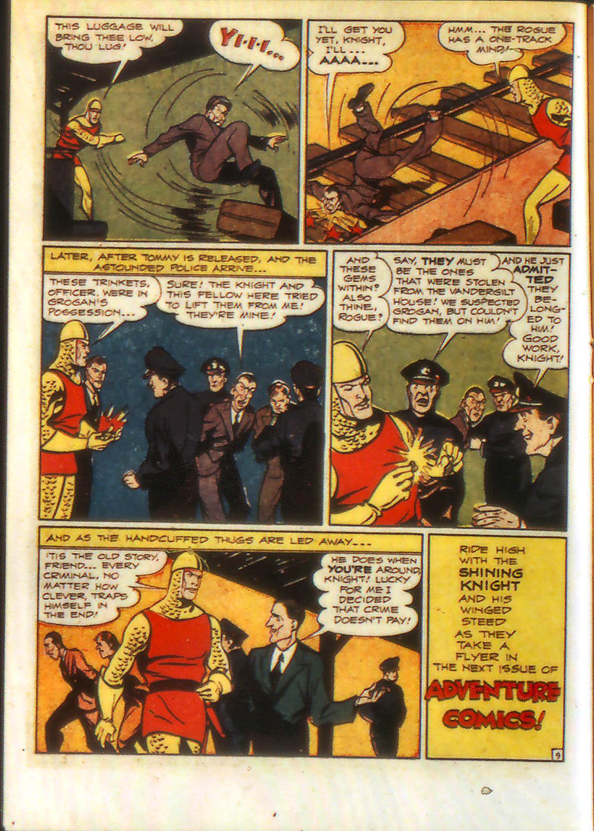 Read online Adventure Comics (1938) comic -  Issue #90 - 28