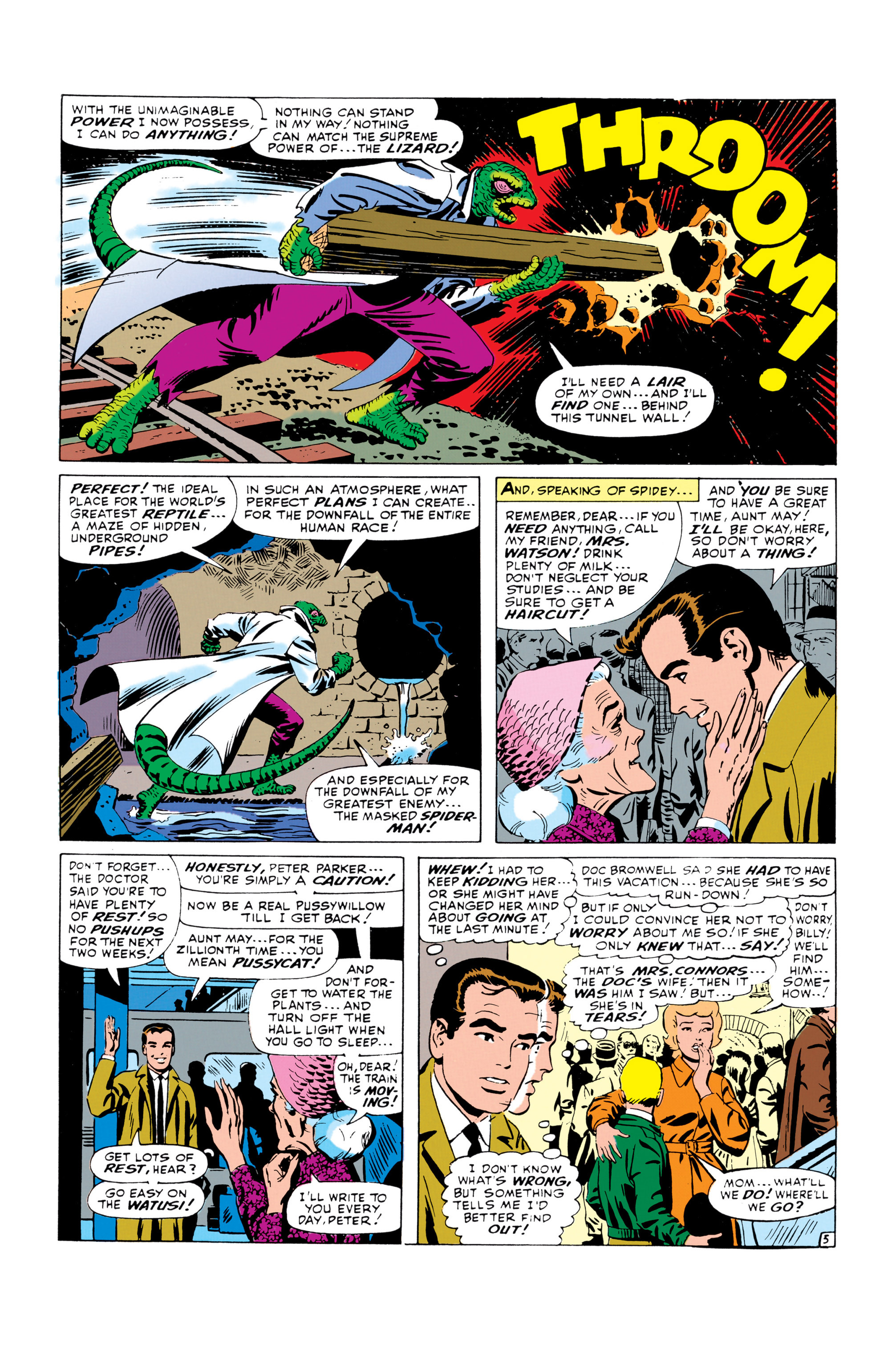 The Amazing Spider-Man (1963) 44 Page 5