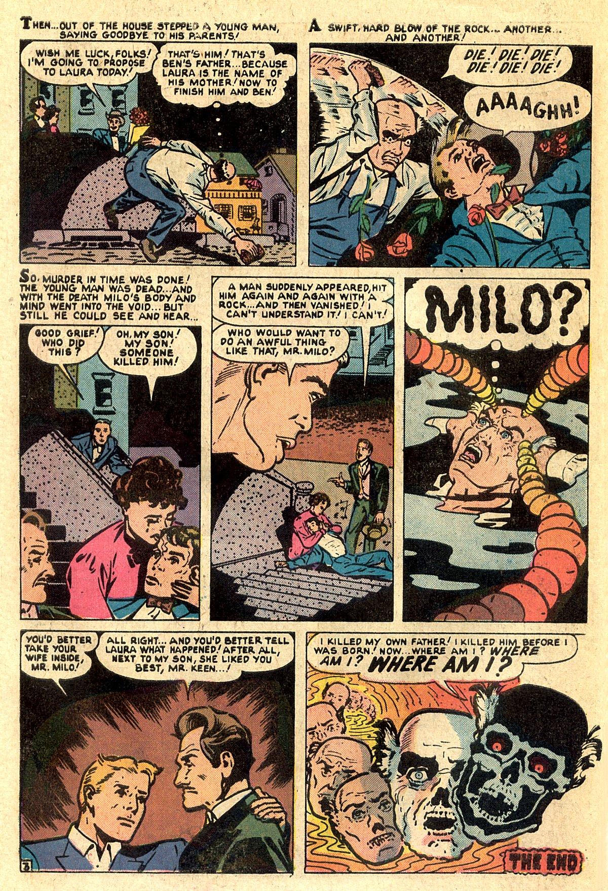 Read online Adventures into Weird Worlds comic -  Issue #5 - 20