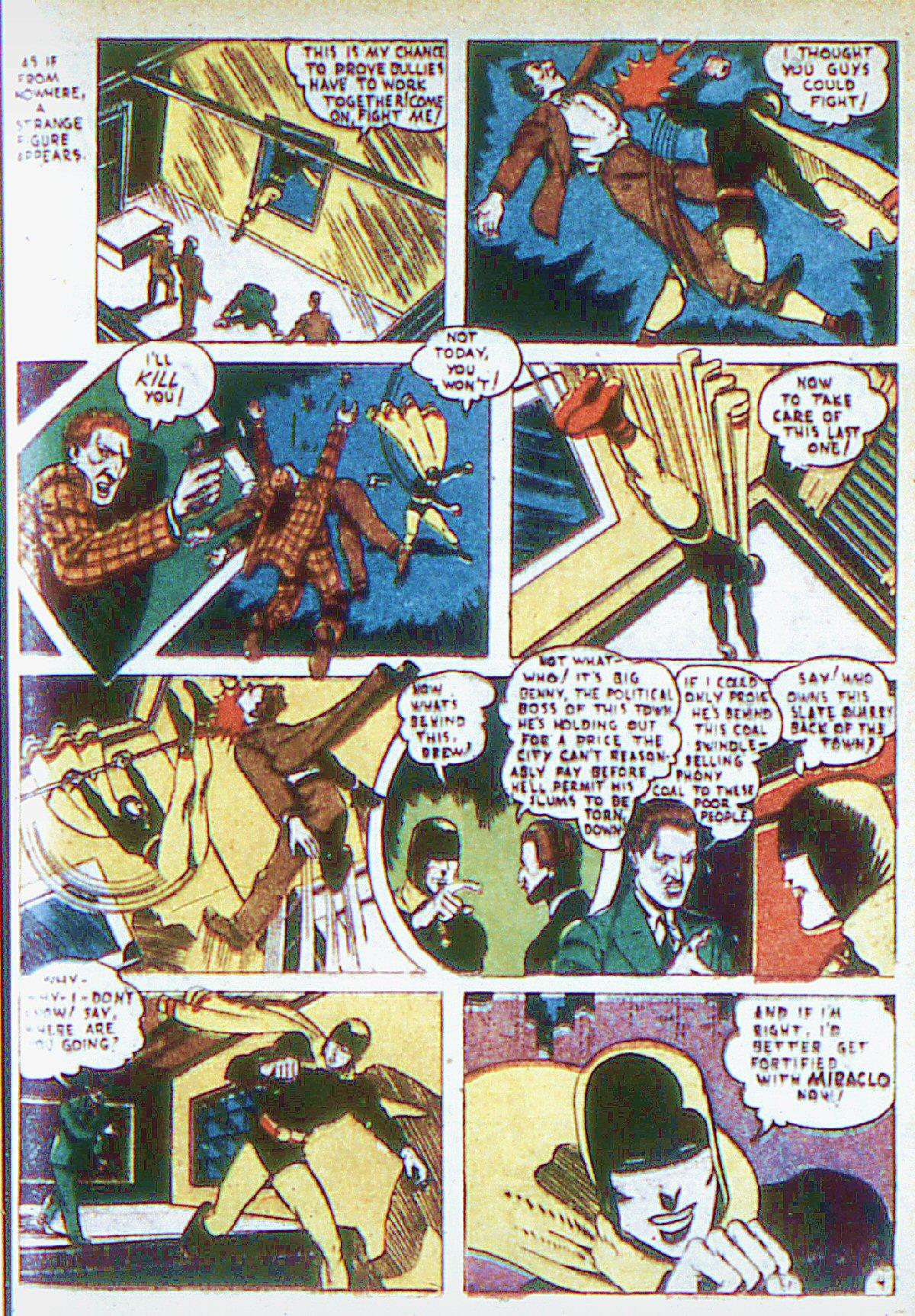 Read online Adventure Comics (1938) comic -  Issue #66 - 34
