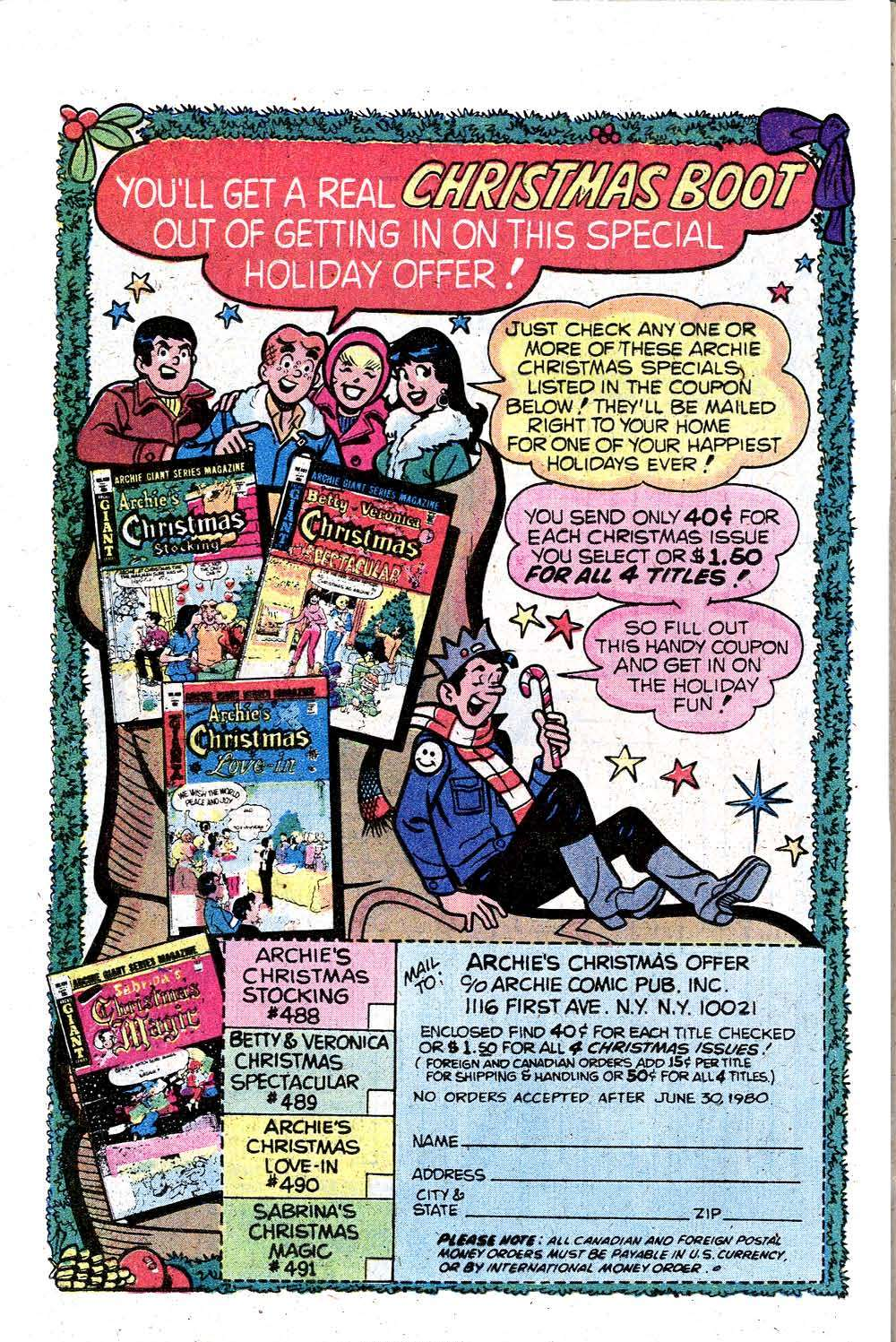 Read online Archie (1960) comic -  Issue #287 - 12