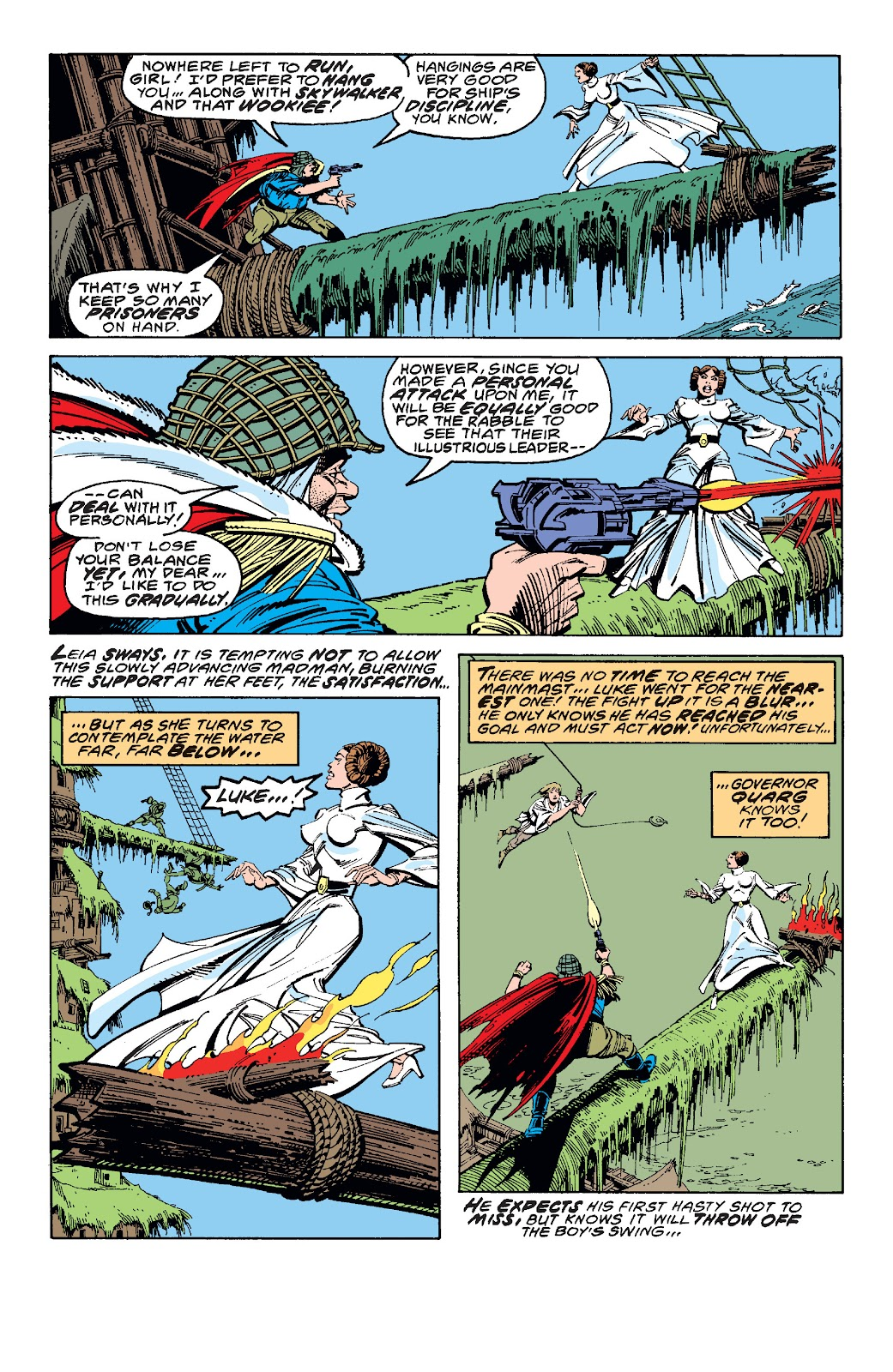Read online Star Wars Legends: The Original Marvel Years - Epic Collection comic -  Issue # TPB 1 (Part 3) - 59