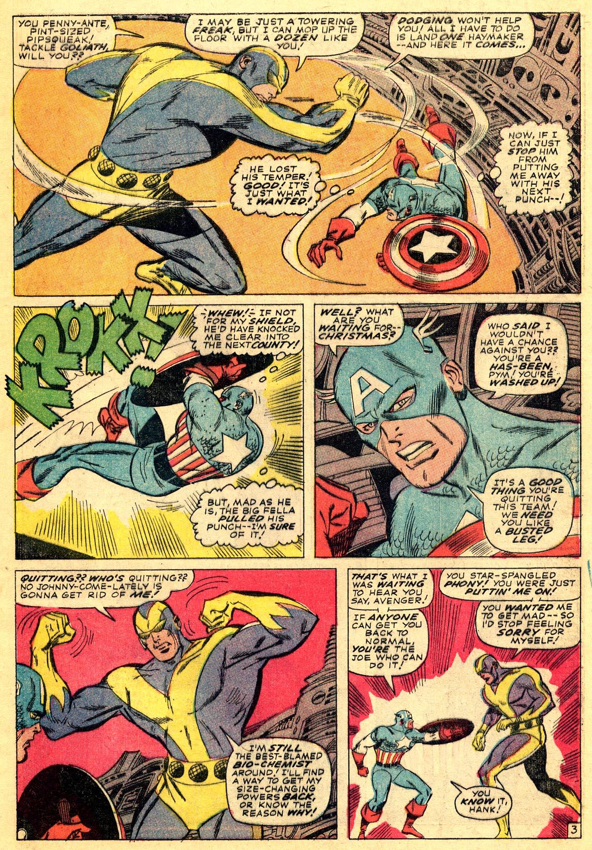 The Avengers (1963) 32 Page 3