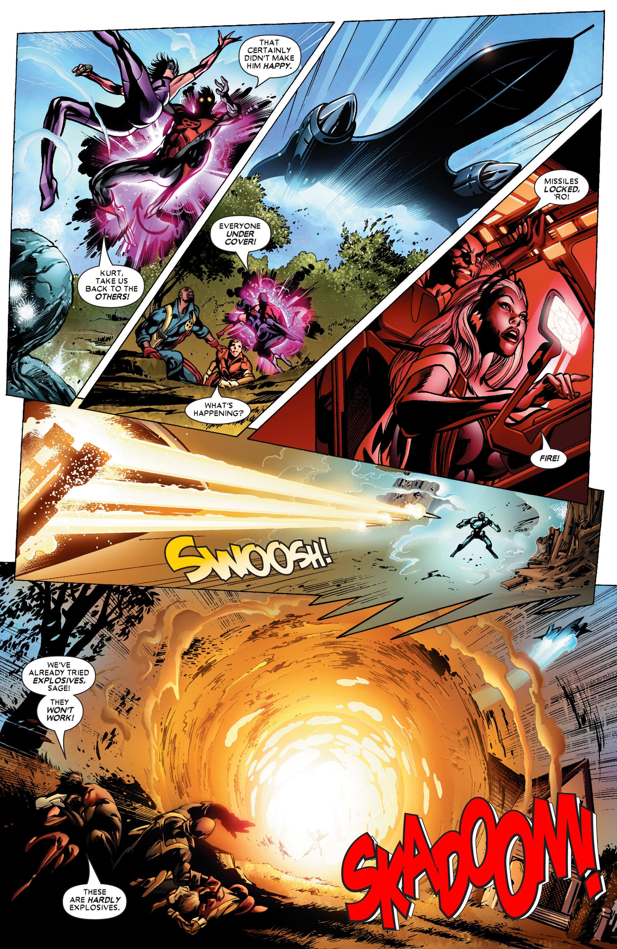 Read online Uncanny X-Men (1963) comic -  Issue #447 - 14