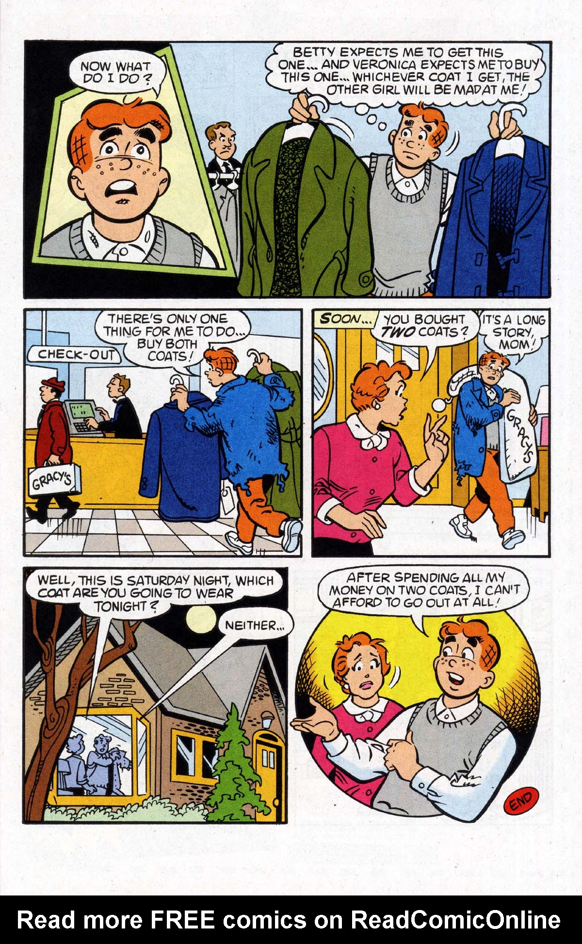 Read online Archie (1960) comic -  Issue #530 - 13
