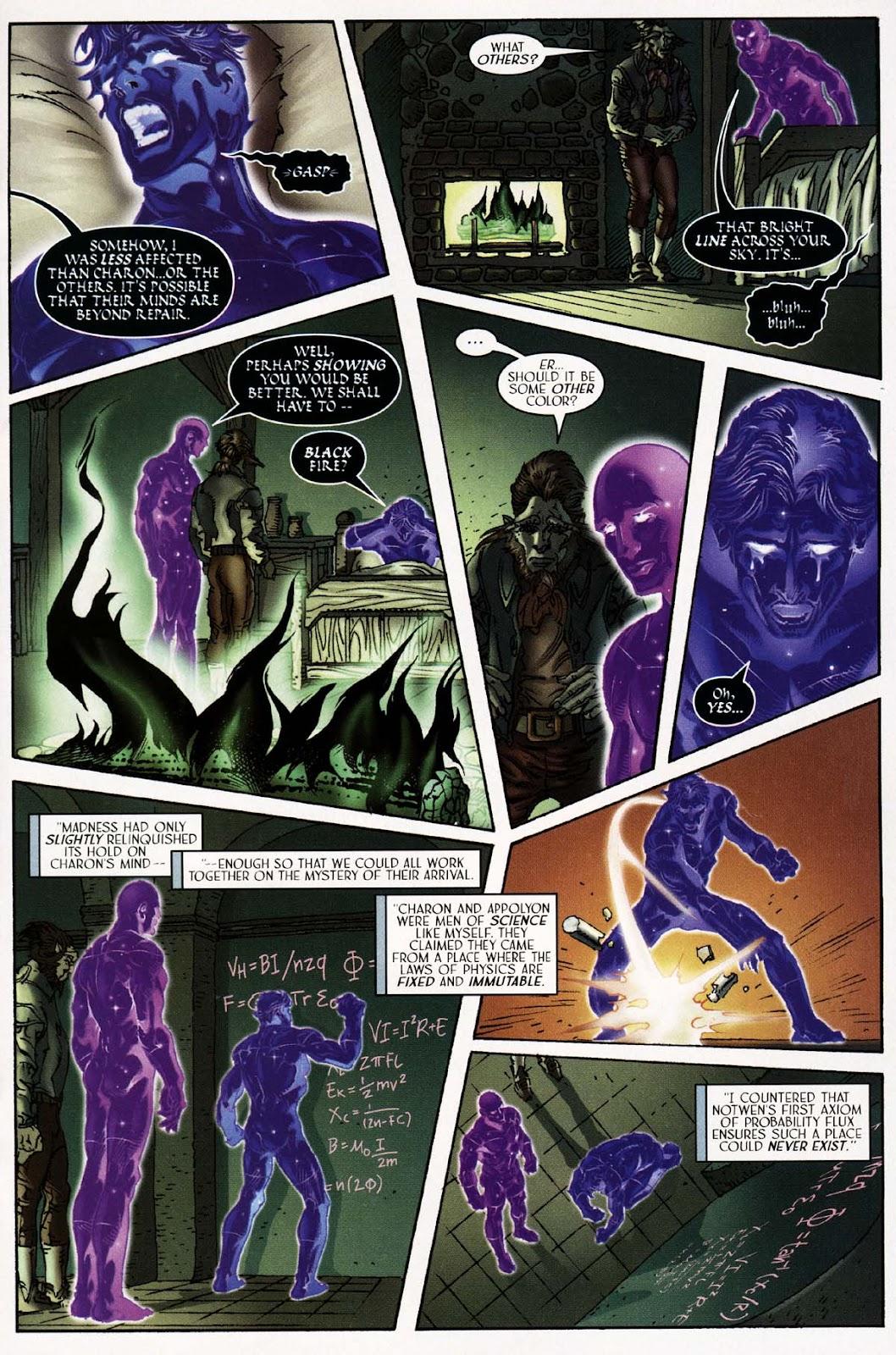 Read online Negation Lawbringer comic -  Issue # Full - 15