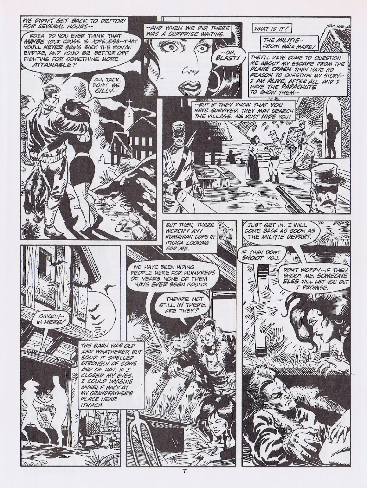 Read online Merchants of Death comic -  Issue #2 - 41