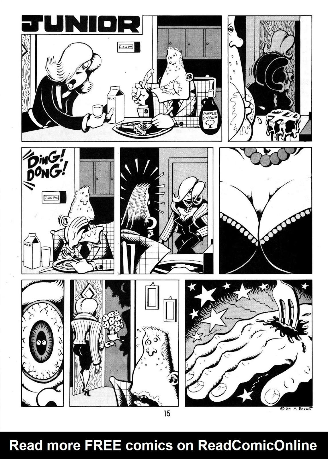 Read online Neat Stuff comic -  Issue #14 - 17