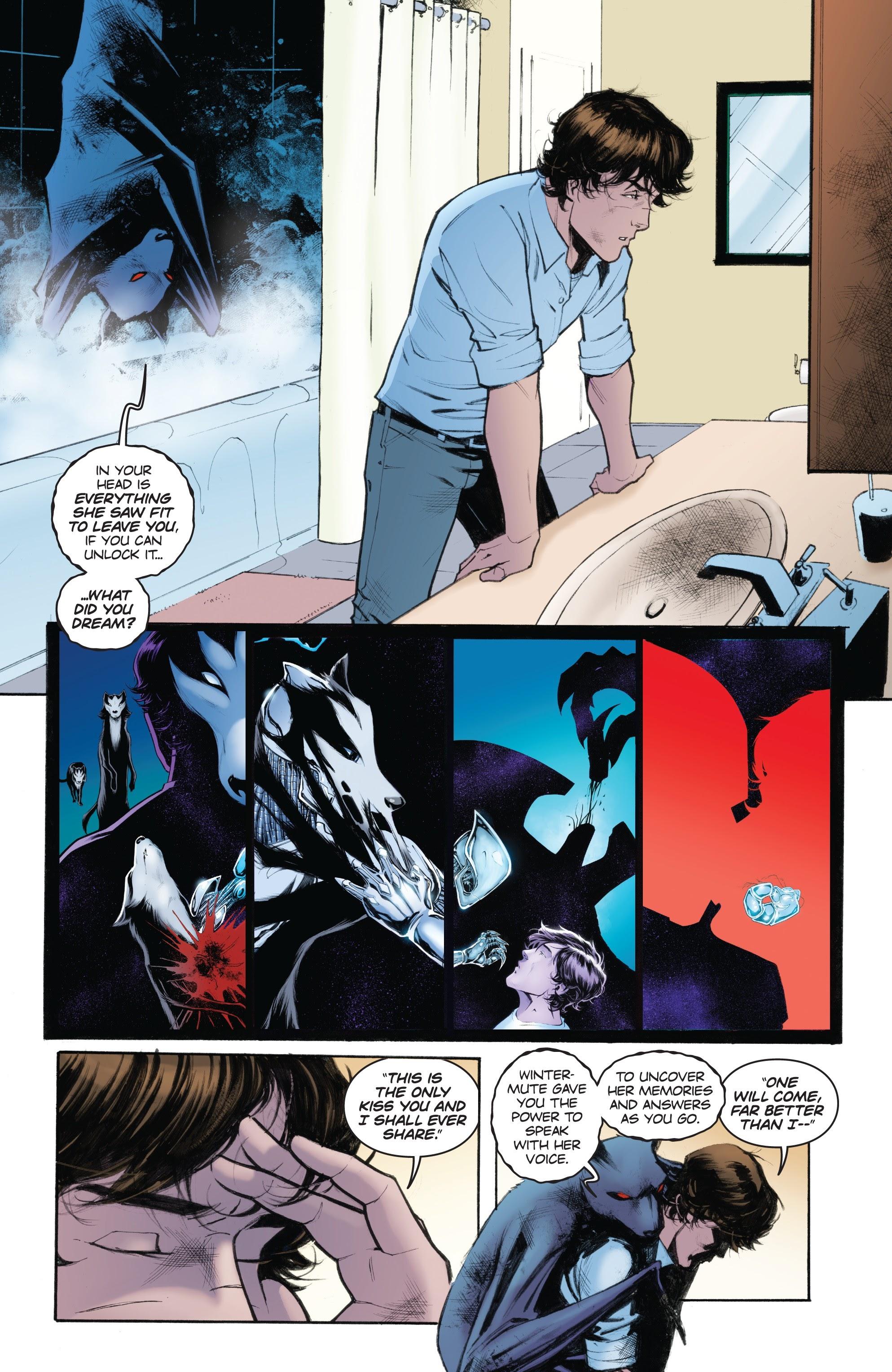 Animosity: Evolution #10 #10 - English 16