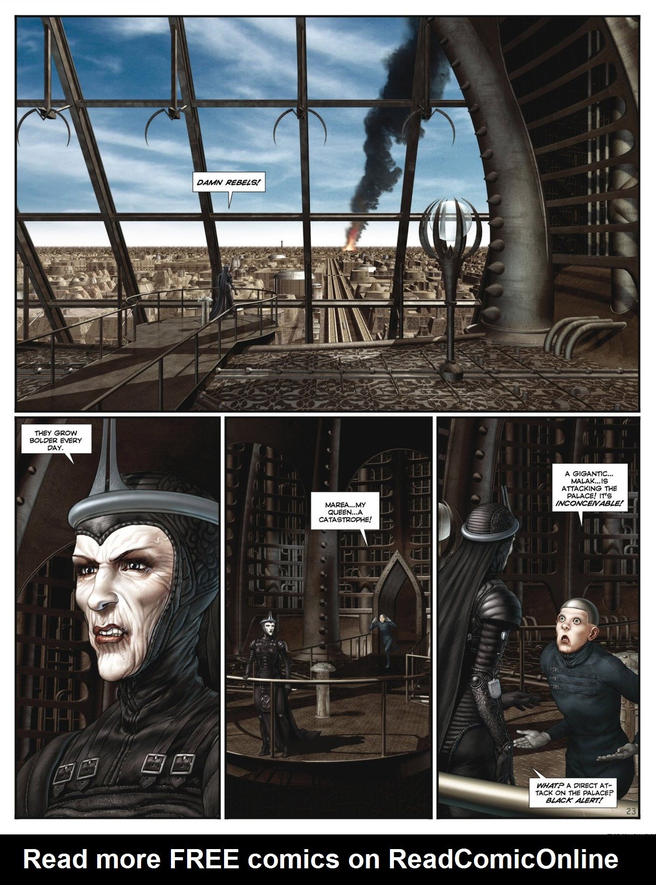 Read online Megalex (2014) comic -  Issue #2 - 25