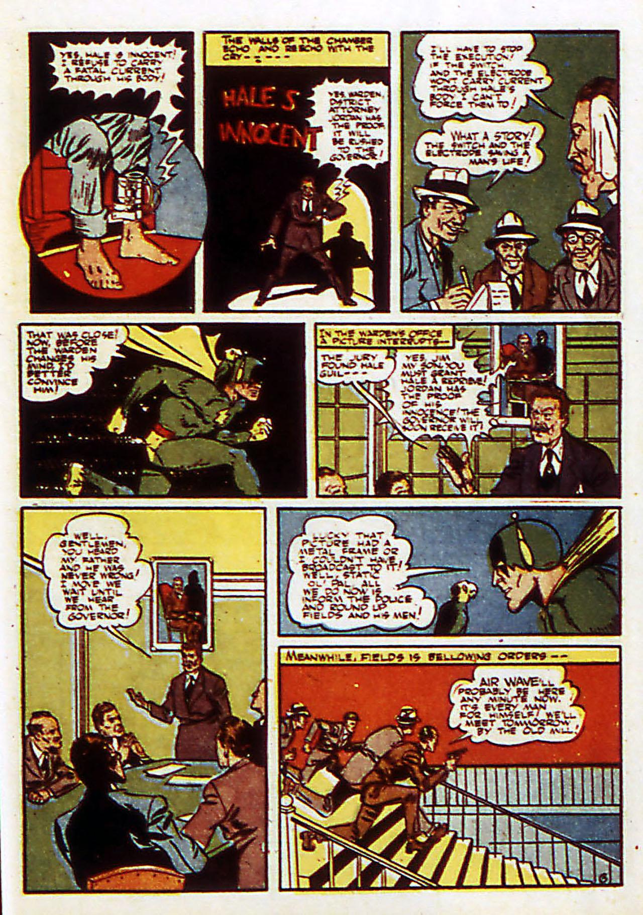 Read online Detective Comics (1937) comic -  Issue #72 - 56
